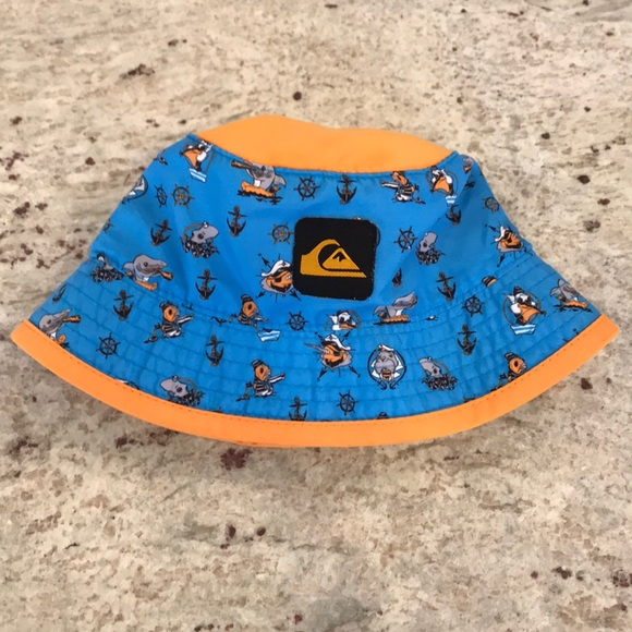 low priced d24fa 1e426 Quiksilver - Infant Toddler Bucket Hat. M 5aee0cb161ca10fe4fb63a96